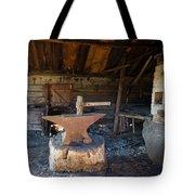 Blacksmiths Tools Tote Bag