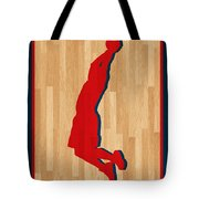 Blake Griffin Los Angeles Clippers Tote Bag