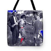 Blanche Barrow Captured July 24 1933 Dexfield Park Missouri  Tote Bag