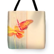 Blank Greeting Card Tote Bag