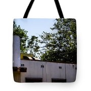 Blank Sign Tote Bag