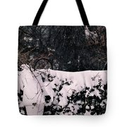 Blanketed Creepers Tote Bag