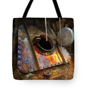 Blast Furnace Tower Tap Tote Bag
