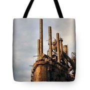 Blast Furnaces - Bethlehem Pa Tote Bag