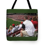 Bleacher Seats Tote Bag