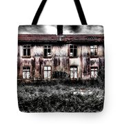 Bleeding House Tote Bag
