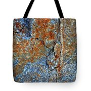 Bleeding Stone Tote Bag