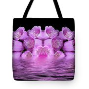 Bleeding Violet 2 Tote Bag