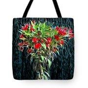 Blessed Rain Tote Bag