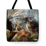 Blending In Nature Tote Bag