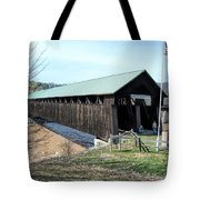 Blenheim Bridge Tote Bag