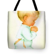 Bless Us All Tote Bag