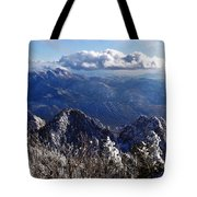 Blessed Beauty Tote Bag