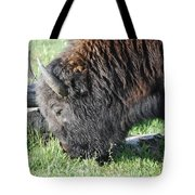 Blessed Bull Tote Bag
