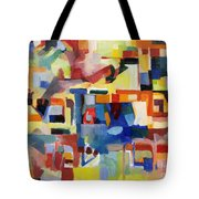 Blessed Is He Who Redeems And Rescues 1 Tote Bag