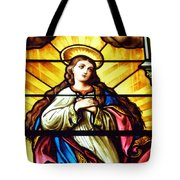 Blessed Mother's Ascension Tote Bag