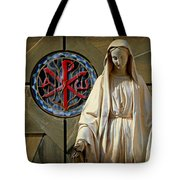 Blessed Virgin Mary -- Nazareth Tote Bag