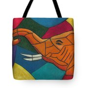 Blessing Tote Bag by Ekta Gupta