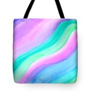 Blessing Flowing Tote Bag