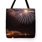 Blessing Of The Fleet - Fremantle 2am-112472 Tote Bag