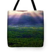 Blessings From Above Tote Bag