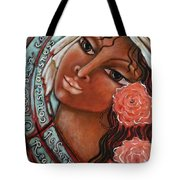 Blessings Of The Magdalene Tote Bag