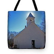 Blessings Tote Bag by Skip Willits