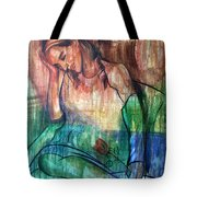 Blind Date Tote Bag by Anthony Falbo
