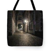 Blind Donkey Alley Dawn Tote Bag