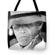 Blind Man Juarez Chihuahua Mexico 1968 Tote Bag