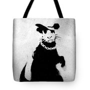 Bling Rat  Tote Bag