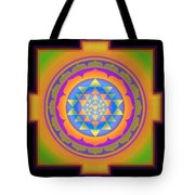 Bliss Yantra Tote Bag
