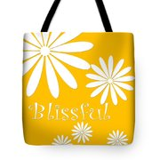 Blissful Tote Bag