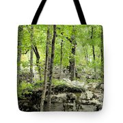 Blissfully Peaceful Tote Bag