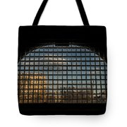 Block View Tote Bag