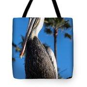 Blond Pelican Tote Bag