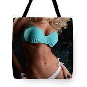 Blonde Bombshell Tote Bag