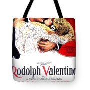Blood And Sand 1922 Tote Bag