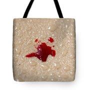 Blood Drop Tote Bag