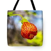 Blood Flower 9325 Tote Bag