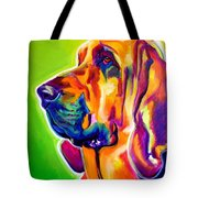 Bloodhound - Sunlight Tote Bag