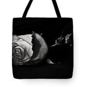 Bloodless Rose Tote Bag