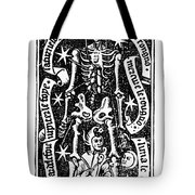 Bloodletting, 1496 Tote Bag
