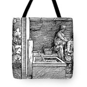 Bloodletting, C1500 Tote Bag