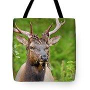 Bloody Elk Tote Bag