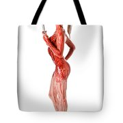 Bloody Nurse Tote Bag