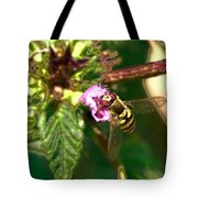 Bloom-fly  Leif Sohlman Tote Bag