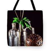 Bloom Is Gone Tote Bag