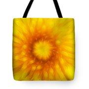 Bloom Of Dandelion Tote Bag