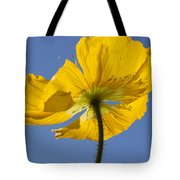 Bloom Time Tote Bag by Heidi Smith